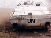 Čeští vojáci pod praporem OSN