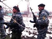 Čečenská vojenská taktika pro boje ve městě