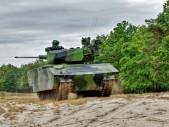 Společnost GDELS představí na Dnech NATO obrněné vozidlo ASCOD 42