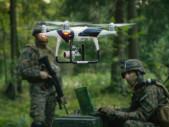 Řešení proti dronům: Radar ReGUARD jako součást systému C-UAS