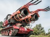 Nová požární vozidla: Titan a Triton by měly být jen začátek