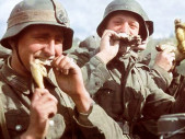 Jak se stravovali vojáci Wehrmachtu během 2. světové války