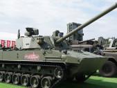 Ruský samohybný dělostřelecký systém Lotos dokončil přejímací zkoušky