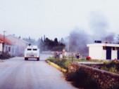 Mise UNPROFOR 1992: Napadení transportérů s francouzko-českými osádkami