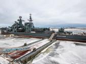 Ruský kapitán ukradl ze svého torpédoborce lodní šrouby