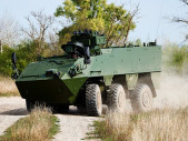 GDELS získala zakázku na dodávku vozidel Pandur 6x6 Evolution pro rakouskou armádu