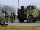 Srbsko plánuje investovat do armády více peněz
