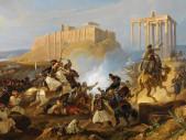 Zázrak u hostince Gravia Inn: 120 Řeků proti 8000 Turkům