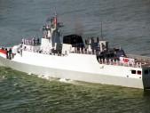 Čínské námořnictvo převzalo poslední dvě korvety třídy Jiangdao