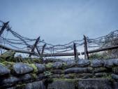 Střelecký zákop na Císařském ostrově v Praze