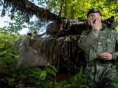 Nizozemská armáda zavádí nový maskovací vzor M19 NFP