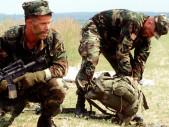Jediná společná operace ruských Specnaz a amerických speciálních sil
