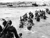 Průběh vylodění na pláži Utah v červnu 1944: Chybná navigace byla darem z nebes