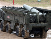Nové rakety pro ruský komplex Iskander-M