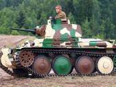 Československý lehký tank LT vz. 38 ve službách Wehrmachtu