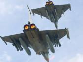 Stíhací letoun Rafale dalece převyšuje ruský Su-35 v elektronickém boji