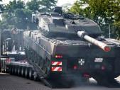 První tanky Leopard 2A7V pro Bundeswehr