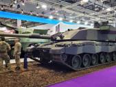 Finální podoba britského tanku Challenger 3