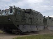 Nová speciální ruská dělostřelecká zbraň pro arktické oblasti