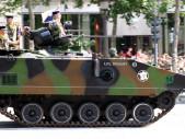 AMX-10R: První francouzské bojové vozidlo pěchoty