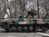 BVP MLI-84 – výsledek rumunské tvořivosti
