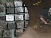 Jak jsme vykopali bývalou latrínu po německých druhoválečných zajatcích