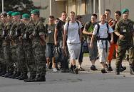 POZOR! V České republice bude opět povinná, základní vojenská služba !?