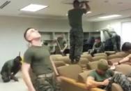 Harlem Shake v army provedení