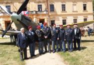 Zahájení sezony 2014 v Evropském vojenském centru RAF
