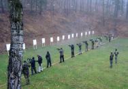 Kurzy základní fáze: Celodenní střelecký kurz i bez zbrojního průkazu
