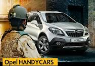 Opel pomáhá hendikepovaným, pěstounům a veteránům!