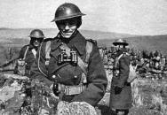 Generál major Miloš Knorr - první Čech, který se vylodil v Normandii