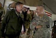Zemřel věrný přítel našeho vojska - sdělil dnes ministr obrany USA
