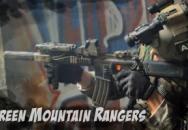 Propagační video AirSoftového týmu: Green Mountain Rangers