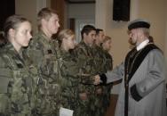 Imatrikulace studentů Univerzity obrany