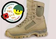 Army Friendly: Sleva na boty Meindl!