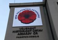 Pozvánka na akce Spolku VLČÍ MÁKY a dalších organizací ke Dni veteránů
