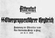 Fotodokumentace atentátu na Heydricha