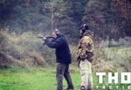 Výcvik britských bezpečnostních operátorů v Čechách