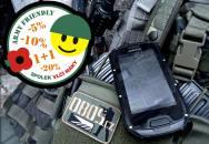 Novinka v Army Friendly: sleva 20 % na podzimní novinku - odolný telefon RX400 eXtremo