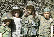 Zpověď ženy vojáka: Hry s vojenskou tematikou mohou být pro děti docela fajn