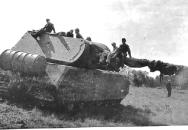 Nacistická zrůda, největší tank světa ,,Maus