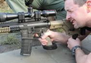 1. kolo velkého testu zbraní české výroby