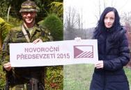 Zpověď ženy vojáka: Novoroční předsevzetí pro partnery/ky vojáků