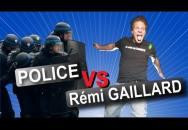 Obávaný komik Rémi GAILLARD vs POLICE