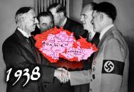 Legionáři si připomenou 76. výročí okupace Československa
