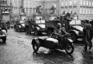 Vznik Protektorátu Čechy a Morava (15. březen 1939) temná skvrna naší historie...