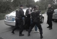 Policejní prezident tvrdí, výcvik policie je kvalitní- já si myslím, že není...