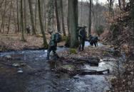 Kurz základní přípravy vojáka na službu v Armádě České republiky