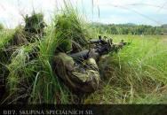 Borci ze 607. skupiny speciálních sil